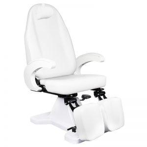 behandelstoel podo-112-wit